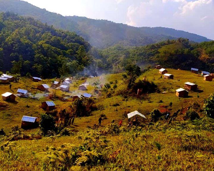 Manipur Bamboo Quarantine Centers