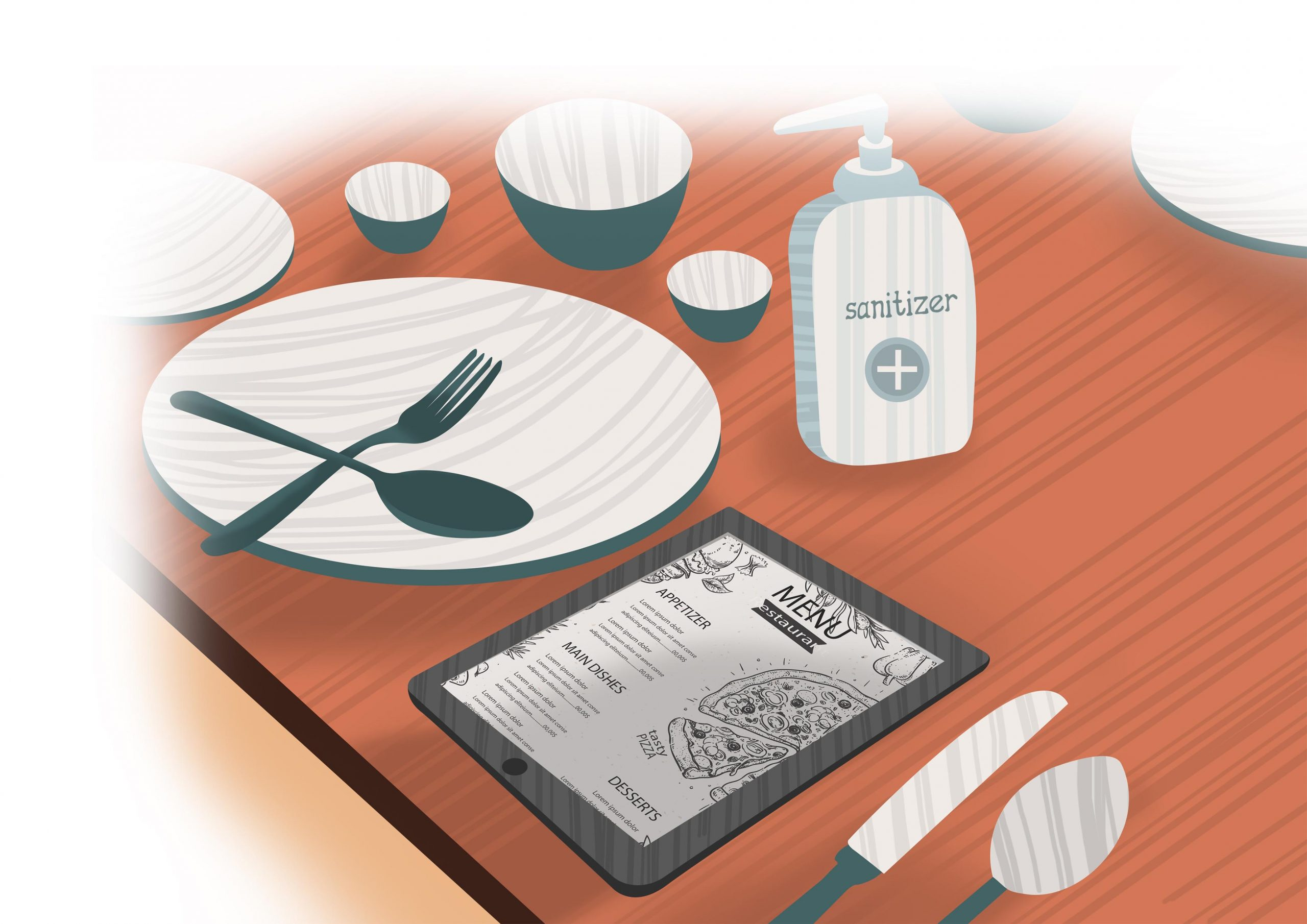 new norms of dining out