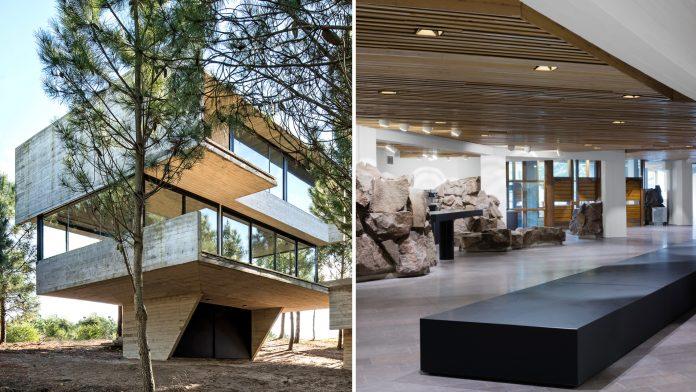 Architecture + Design Website