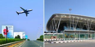 Bengaluru Airport Contactless