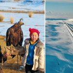 road trip in Kyrgyzstan