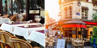 France Reopens Restaurants