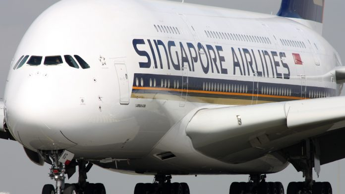 Singapore Airlines Care Kits