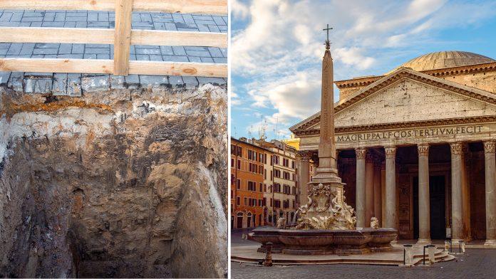 Ancient Roman Pavements