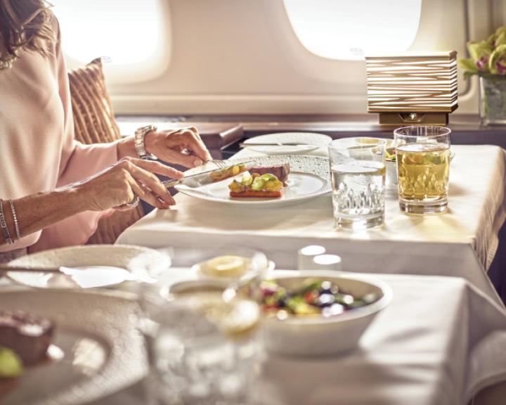 Etihad Airways Recipes