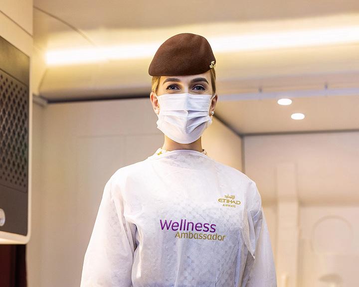 Etihad Wellness Ambassadors