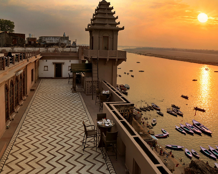 Brijrama Palace In Varanasi