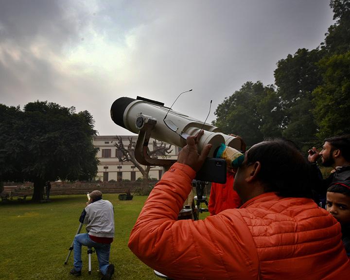 Iconic Planetariums In India