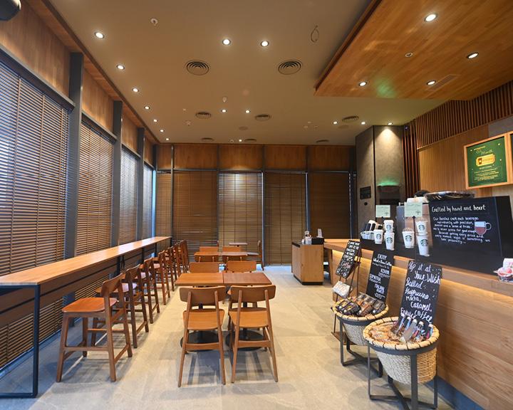 Backdrops By Tata Starbucks