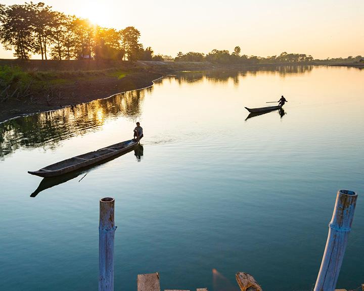 River Island Majuli