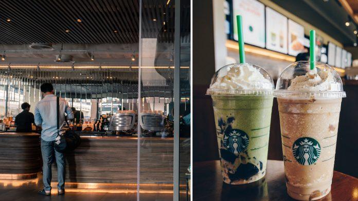 Monsoon Drinks From Starbucks