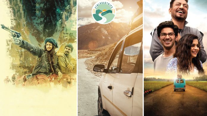 Bollywood movies on Road Trip Across India
