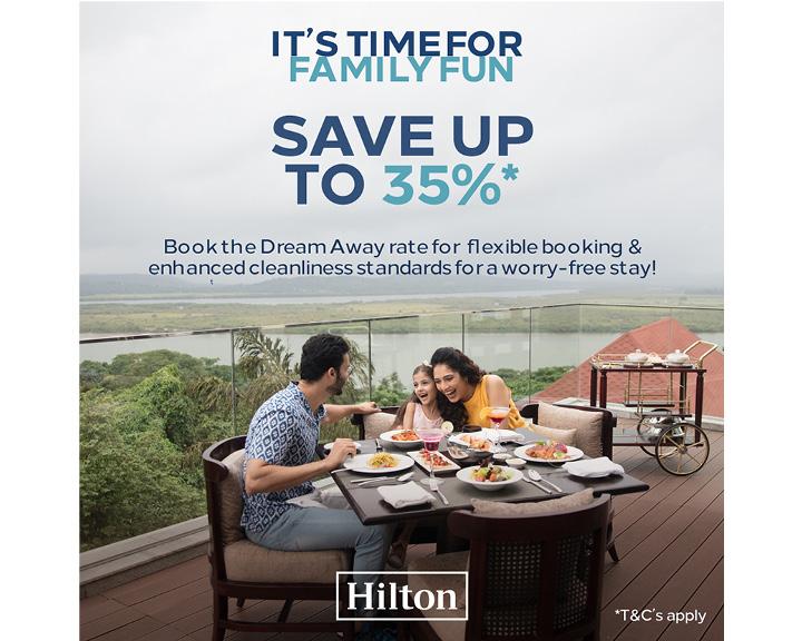 Hilton Introduces Offers