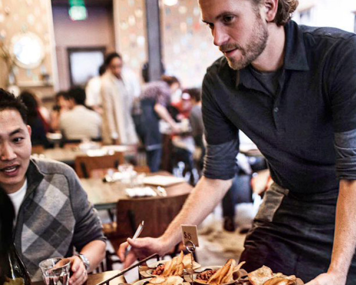 Eat in San Francisco