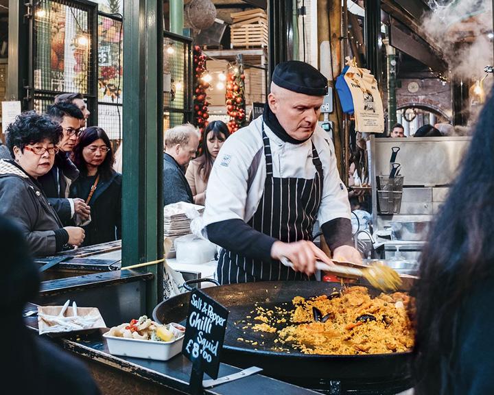 Dine In London