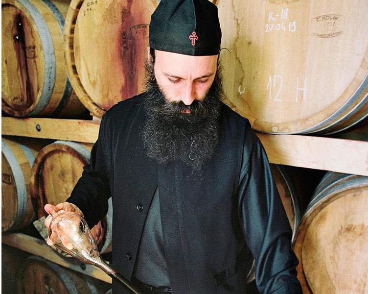 serbia wine