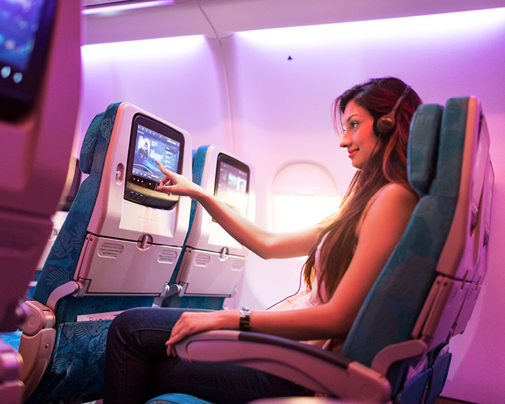 SriLankan Airlines Business Class