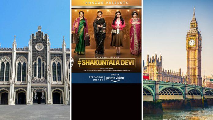 Shakuntala Devi Amazon Prime