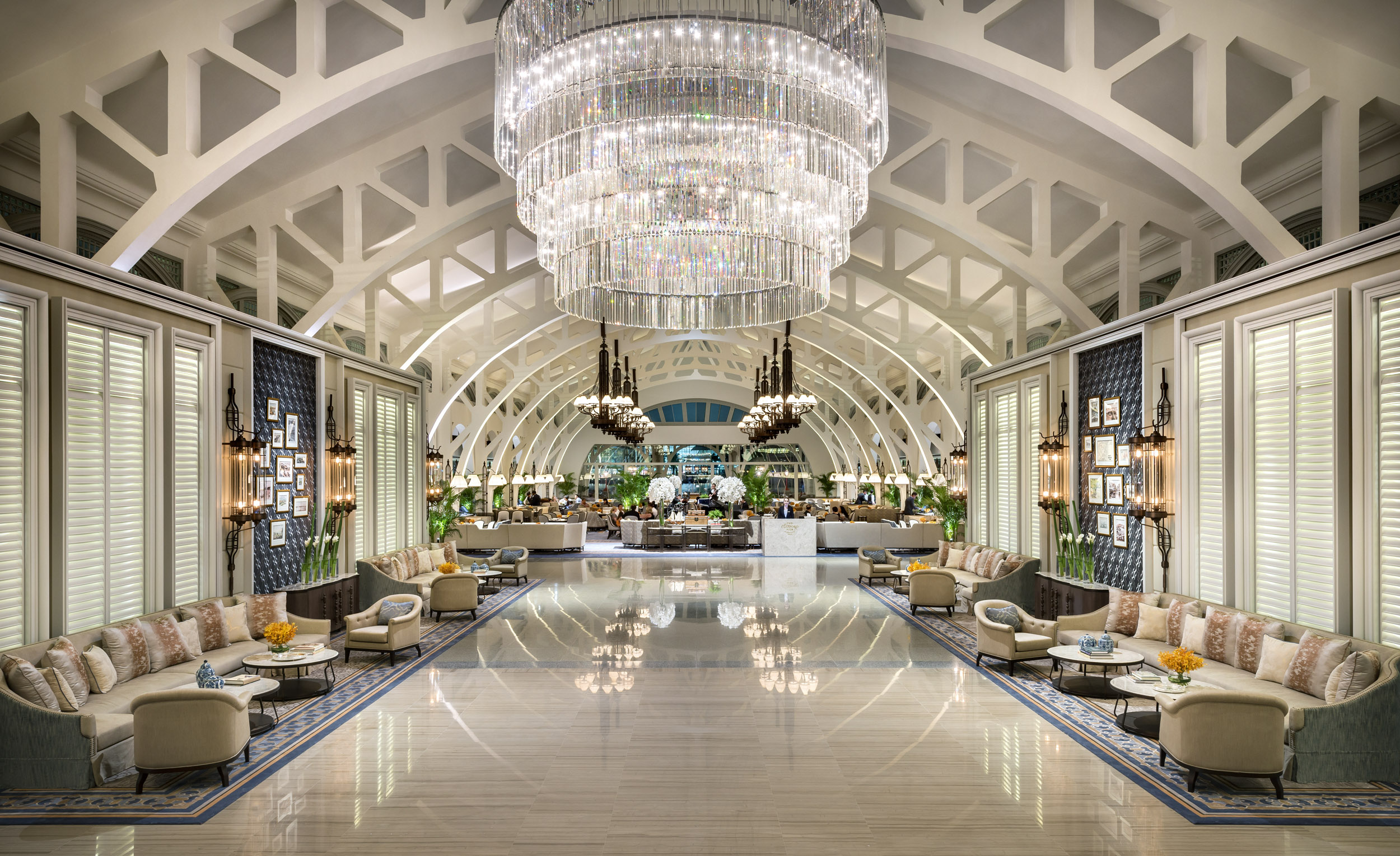 Fullerton Hotels City's Best