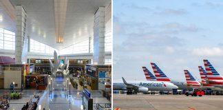 International Airport Pandemic