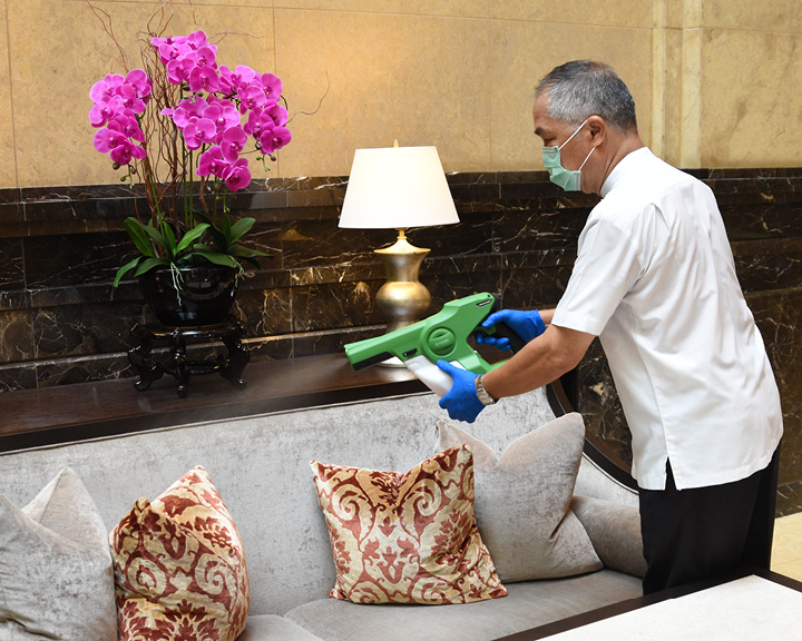 Fullerton commitment to care and cleanliness