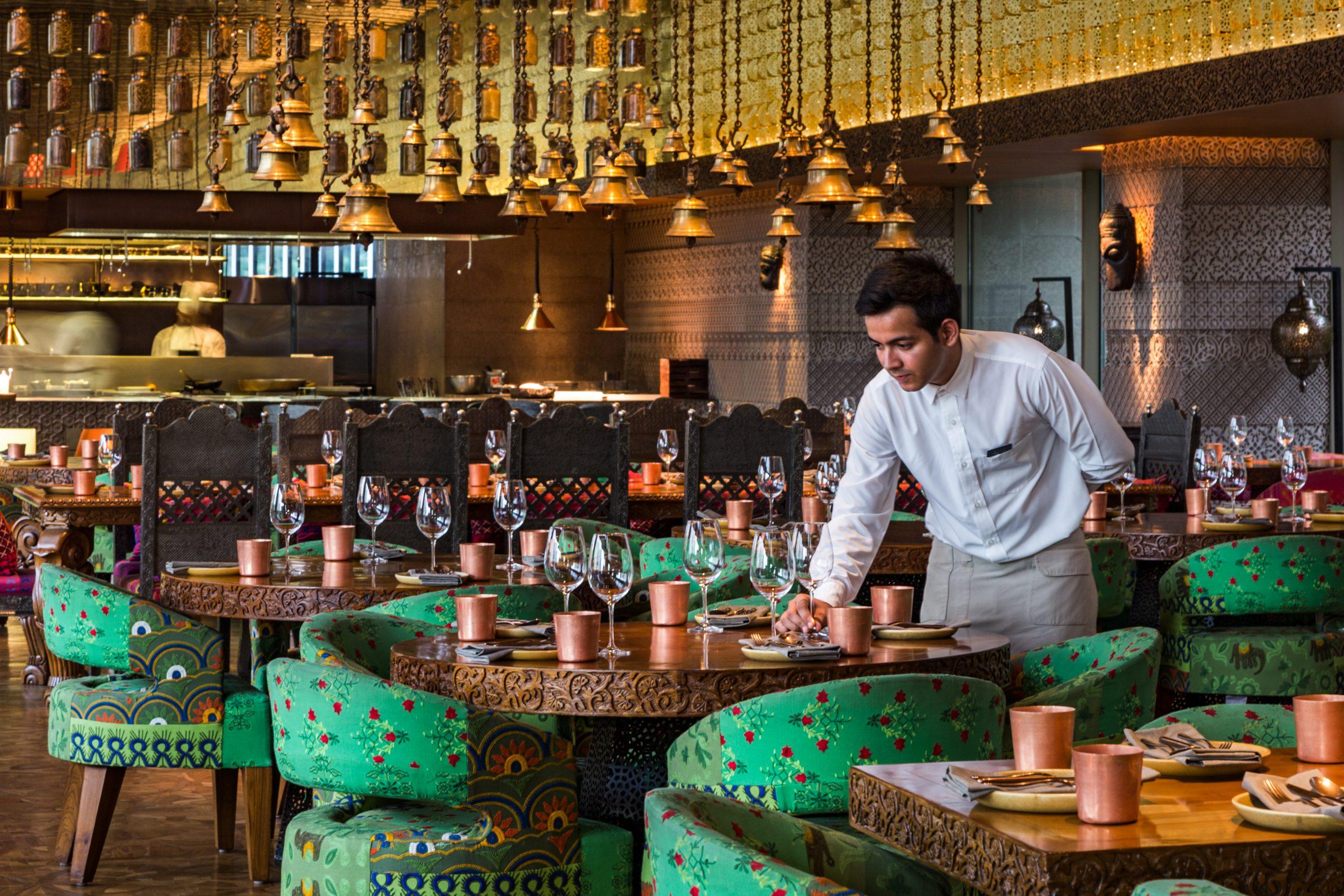Hotels Reopening New Delhi