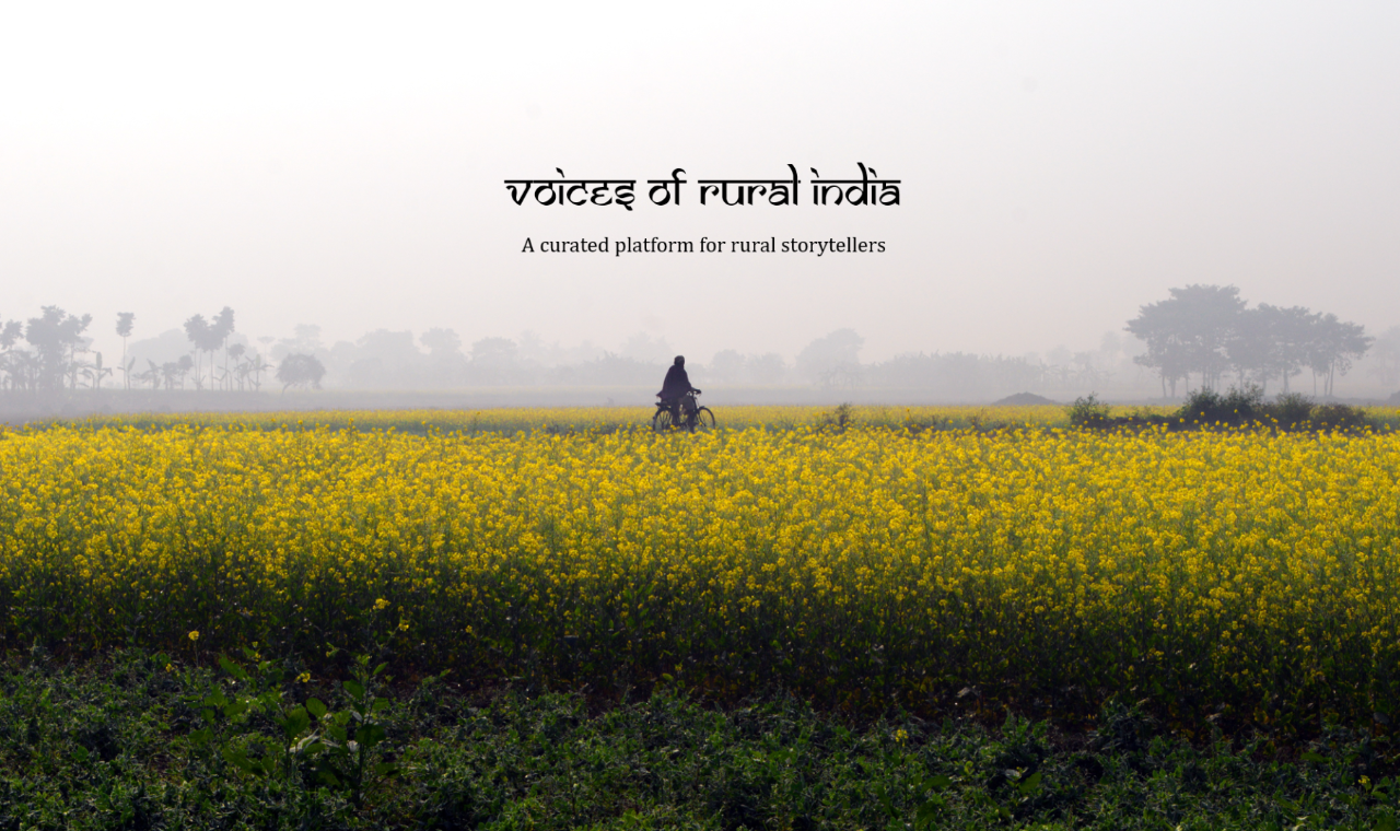 Voices of Rural India