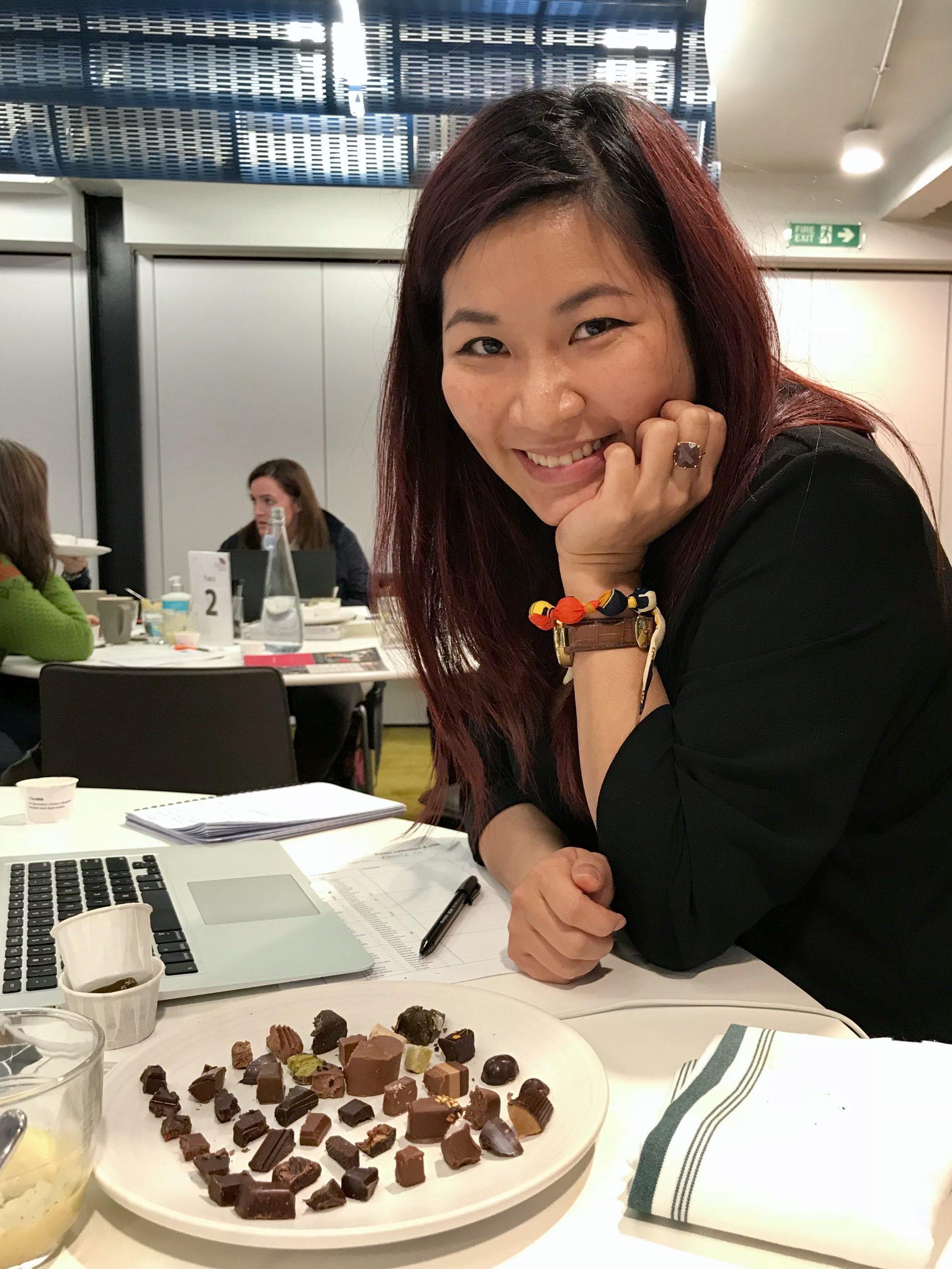 Professional Chocolate Taster