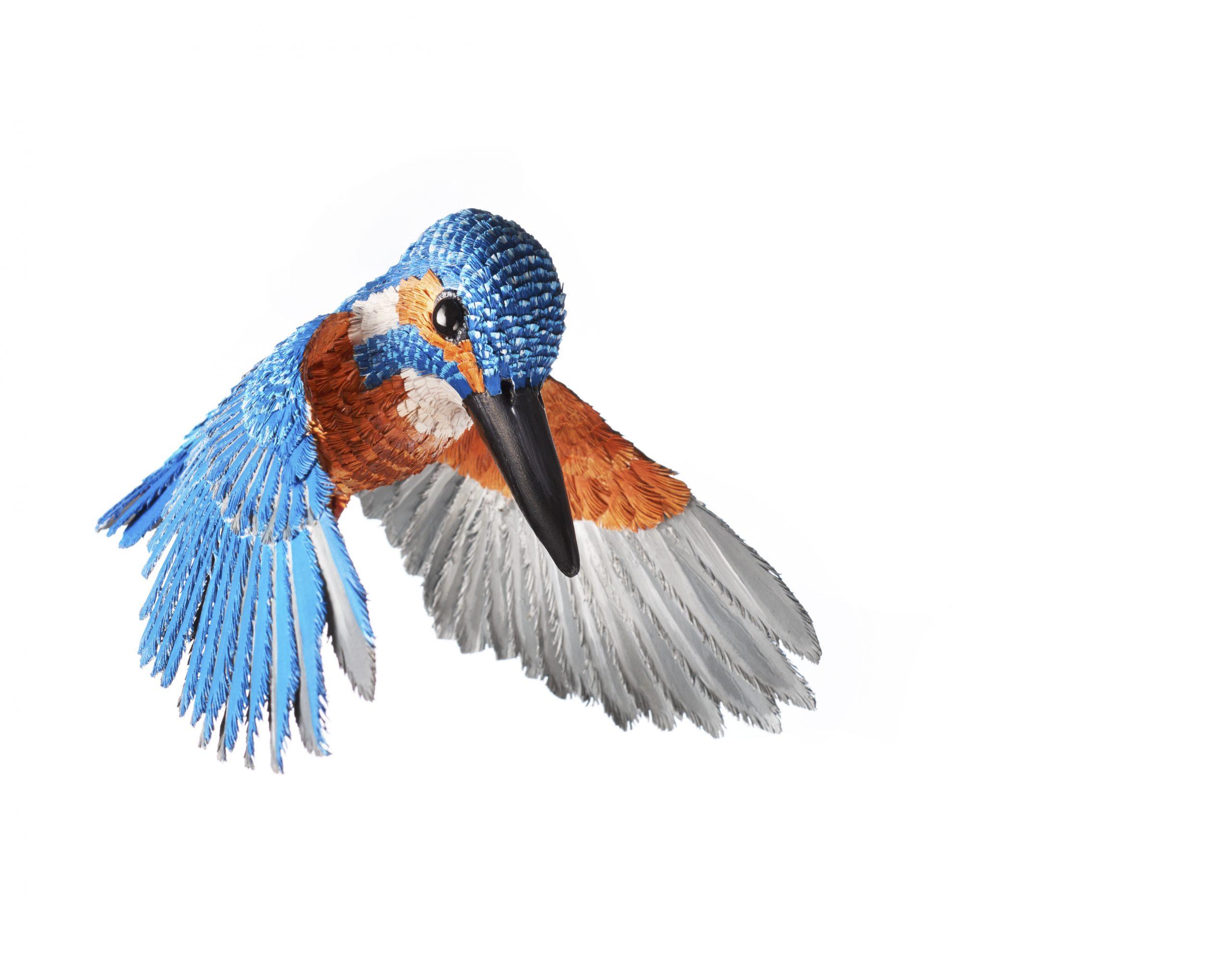 Niharika Rajput Bird Sculptures