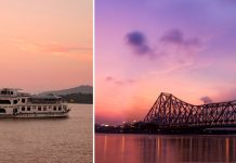 Cruise on Hooghly River