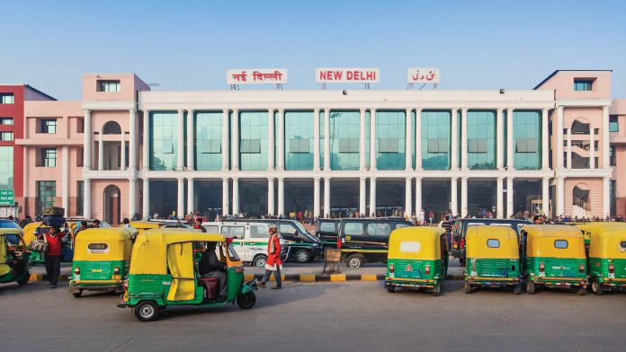 New Delhi Railway Station To Get A Makeover