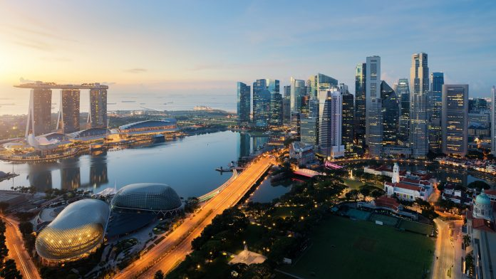 India to Singapore