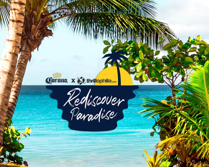 Rediscover Paradise Corona India