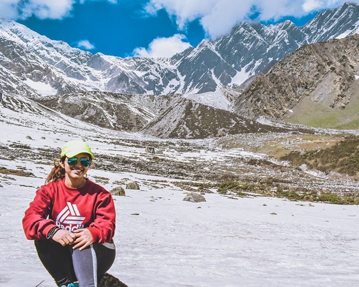 Trekker Kamakshi Pal