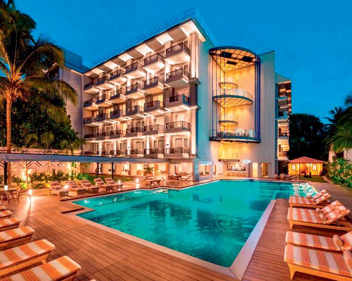 Luxury Hotels In Goa