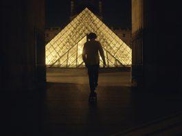 Skateboarding Ballet Parisian Museums