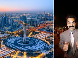 Kazakhstan's Tourism