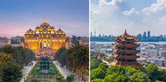 India To China Flights