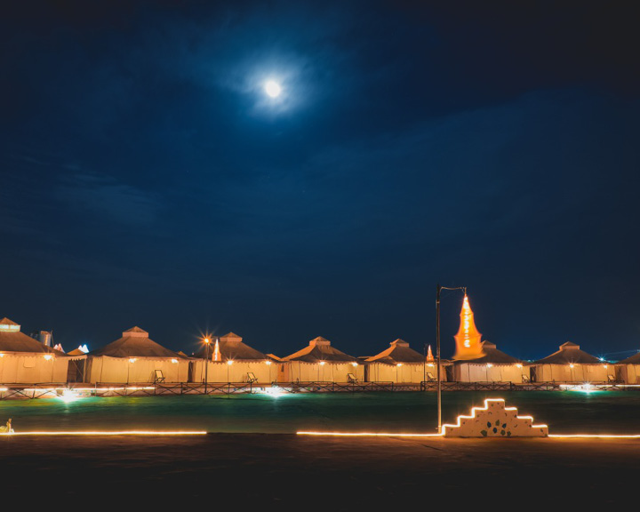 The Tent City Kutch