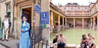 Bath In The UK