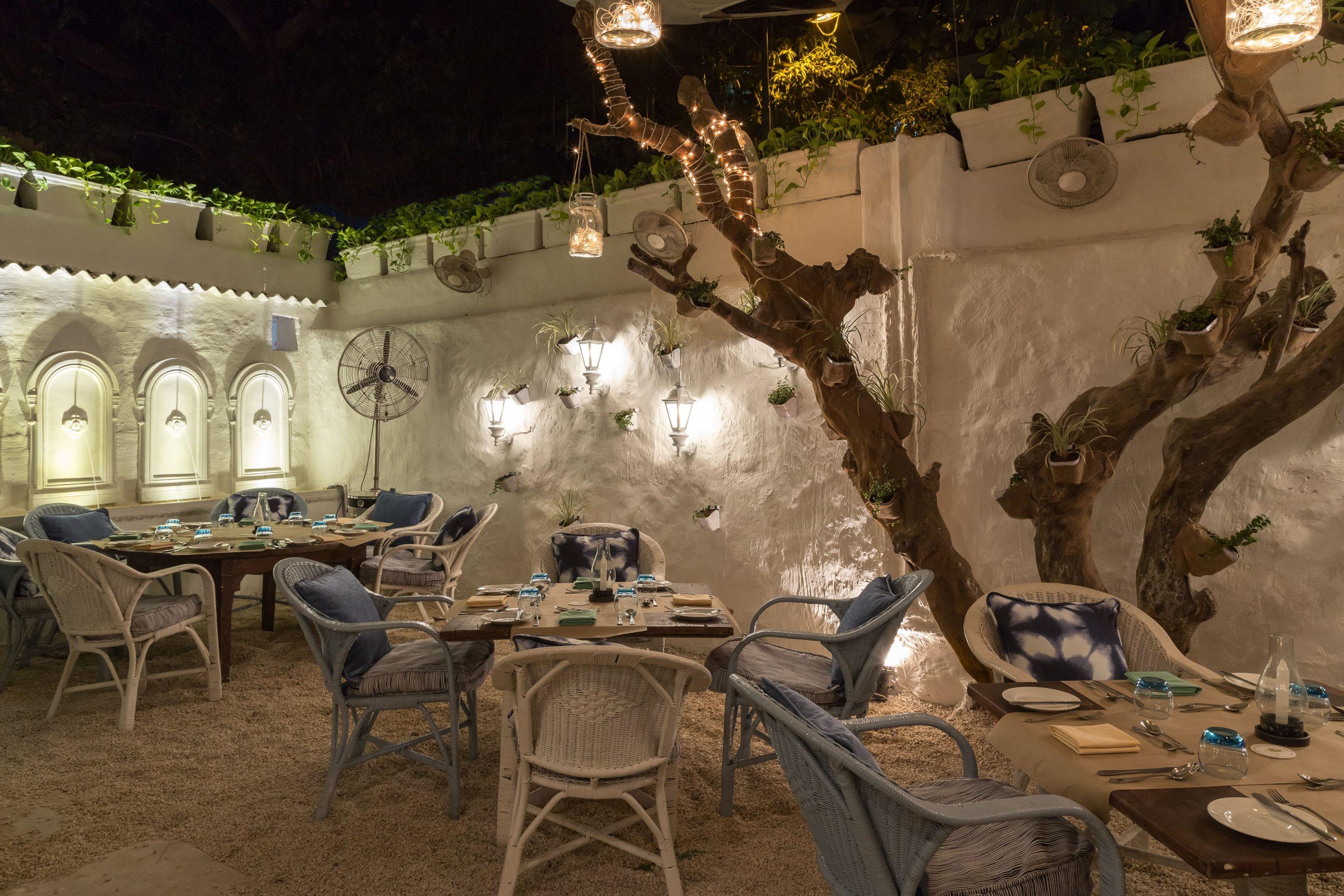 Open Air Restaurants Mumbai