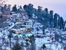Winter Wonderlands Of India