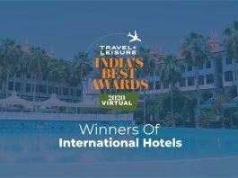 IBA2020 International Hotels
