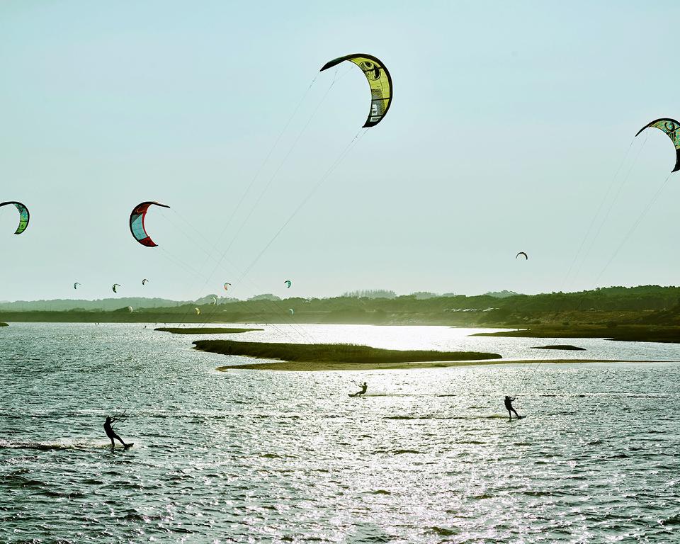 Laguna Garzón Uruguay