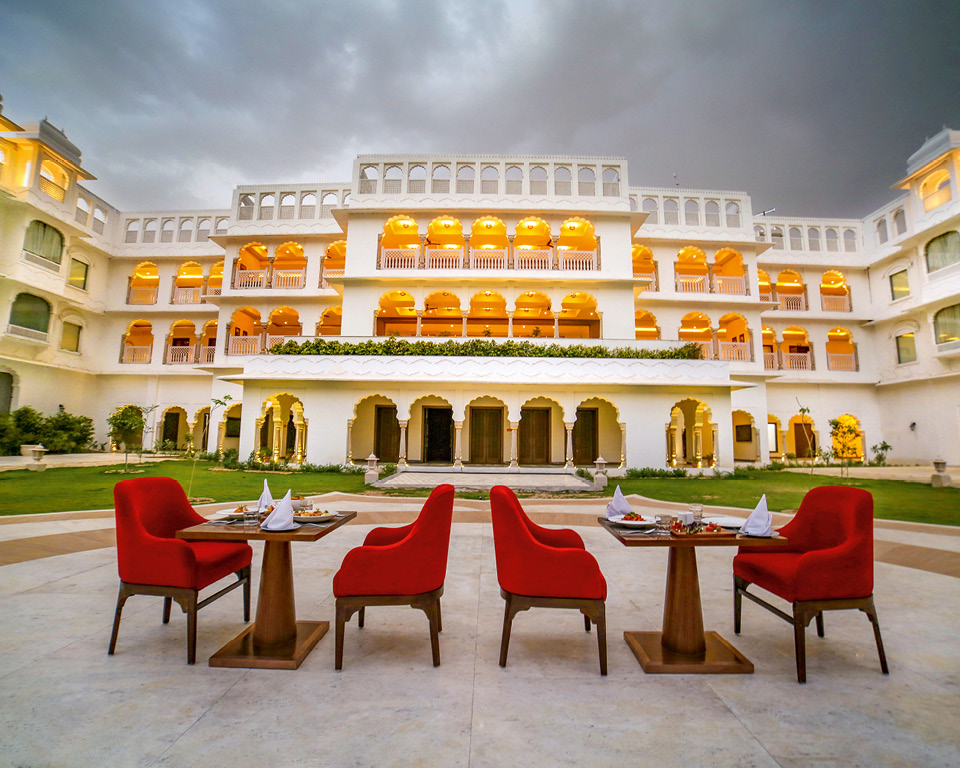 Zone Palace by The Park Jaipur
