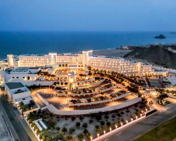 International Hotels wedding