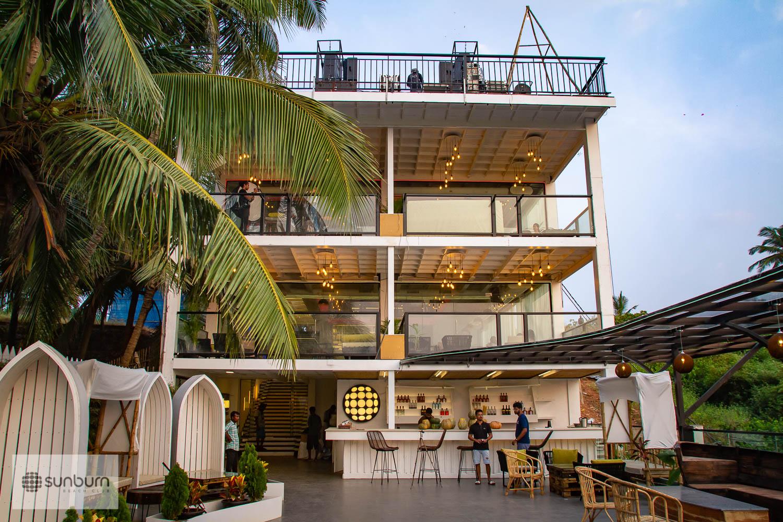 Cafes in Goa