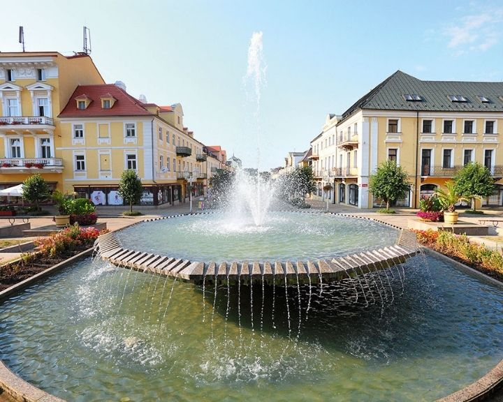 Spa Towns Of Western Bohemia