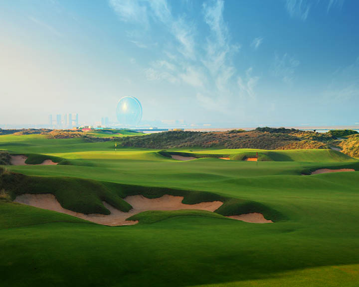 Golf Course Across The World