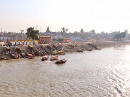 Cruises On Saryu River
